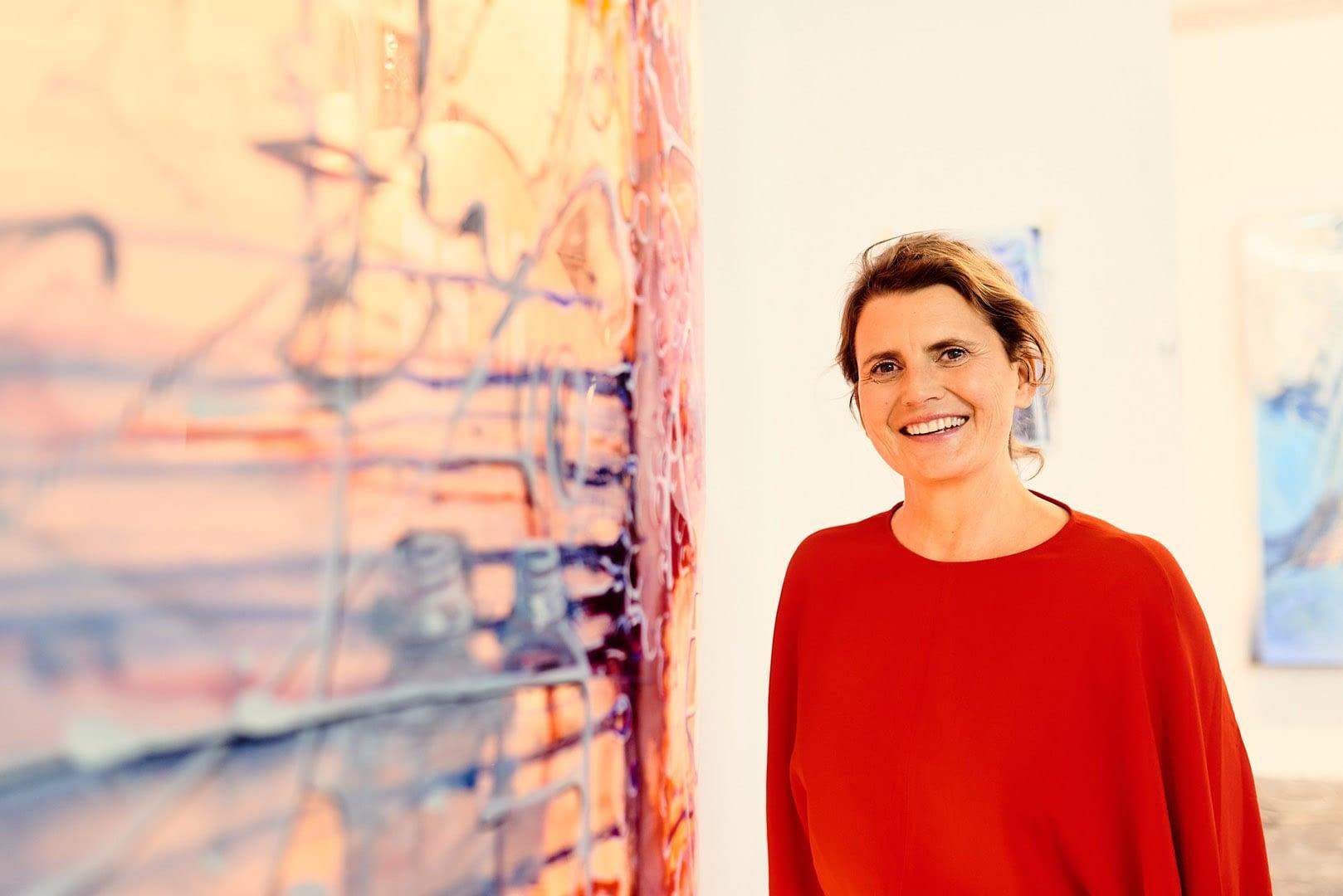 Andrea von Goetz und Schwanenfliess | Business Portraits 1