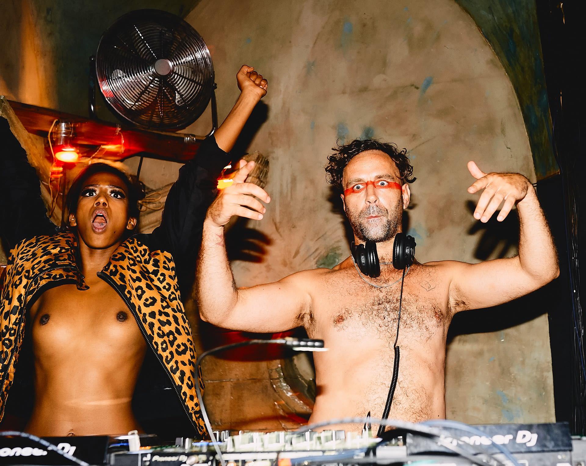 DJ Jan Ehret Four Play im KitKat Club Berlin 1