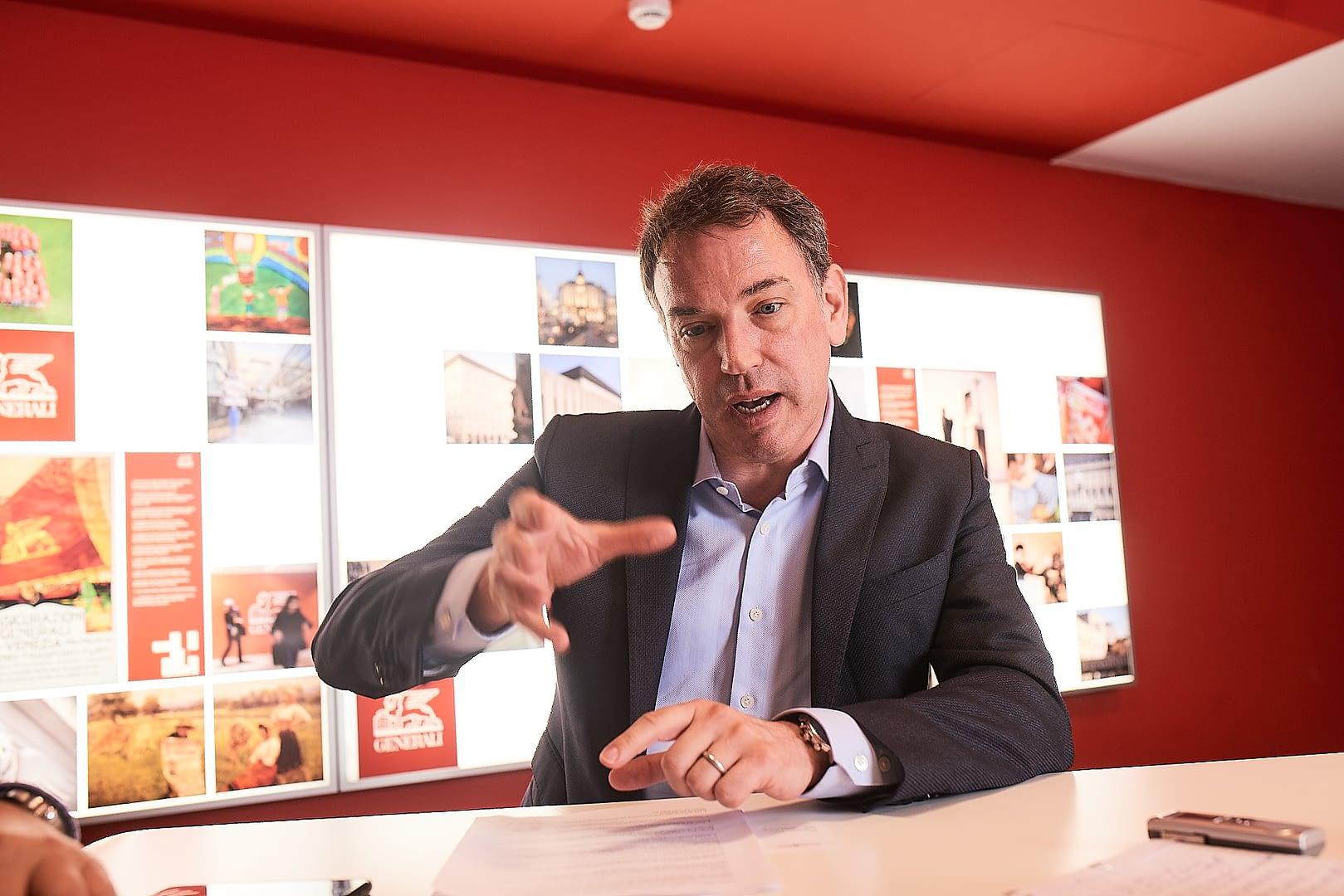 David Stachon Vorstand Generali Deutschland Interview 8