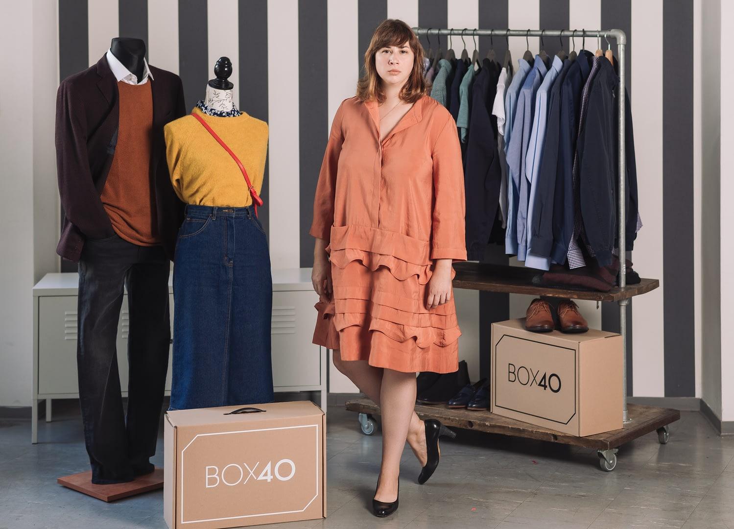 BOX40 Business Portrait MPP 9072