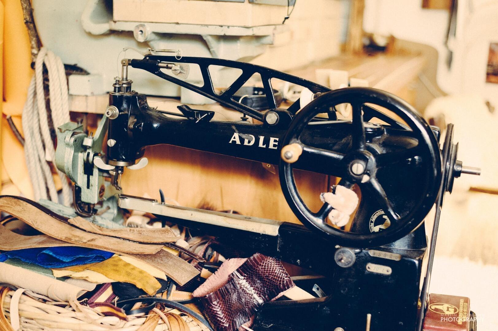 Lederwerkstatt in Bremen DSC 2796 2011