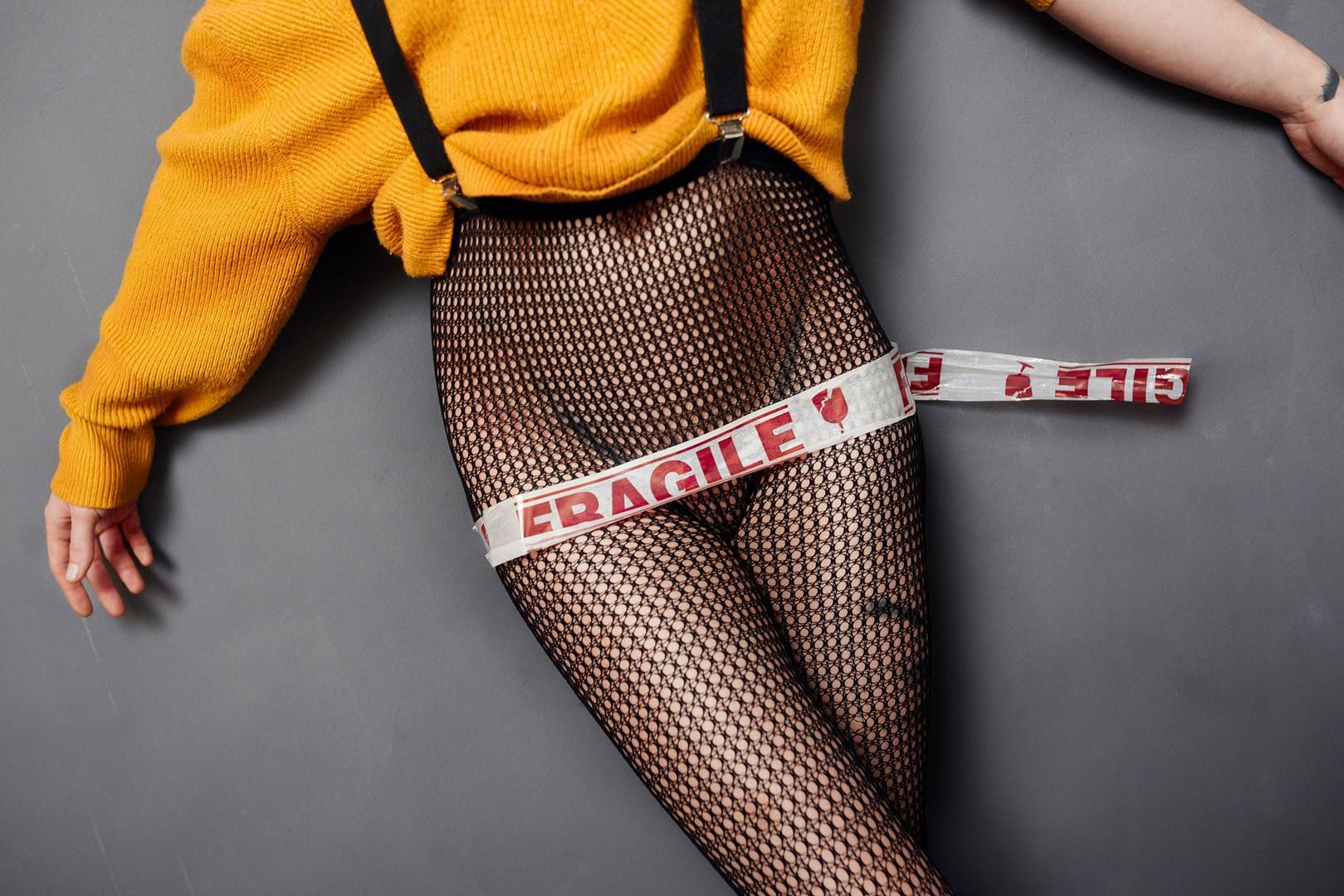 Fine-art Nude Serie: Fragile mit Muriel la Roja Dez 2018 151