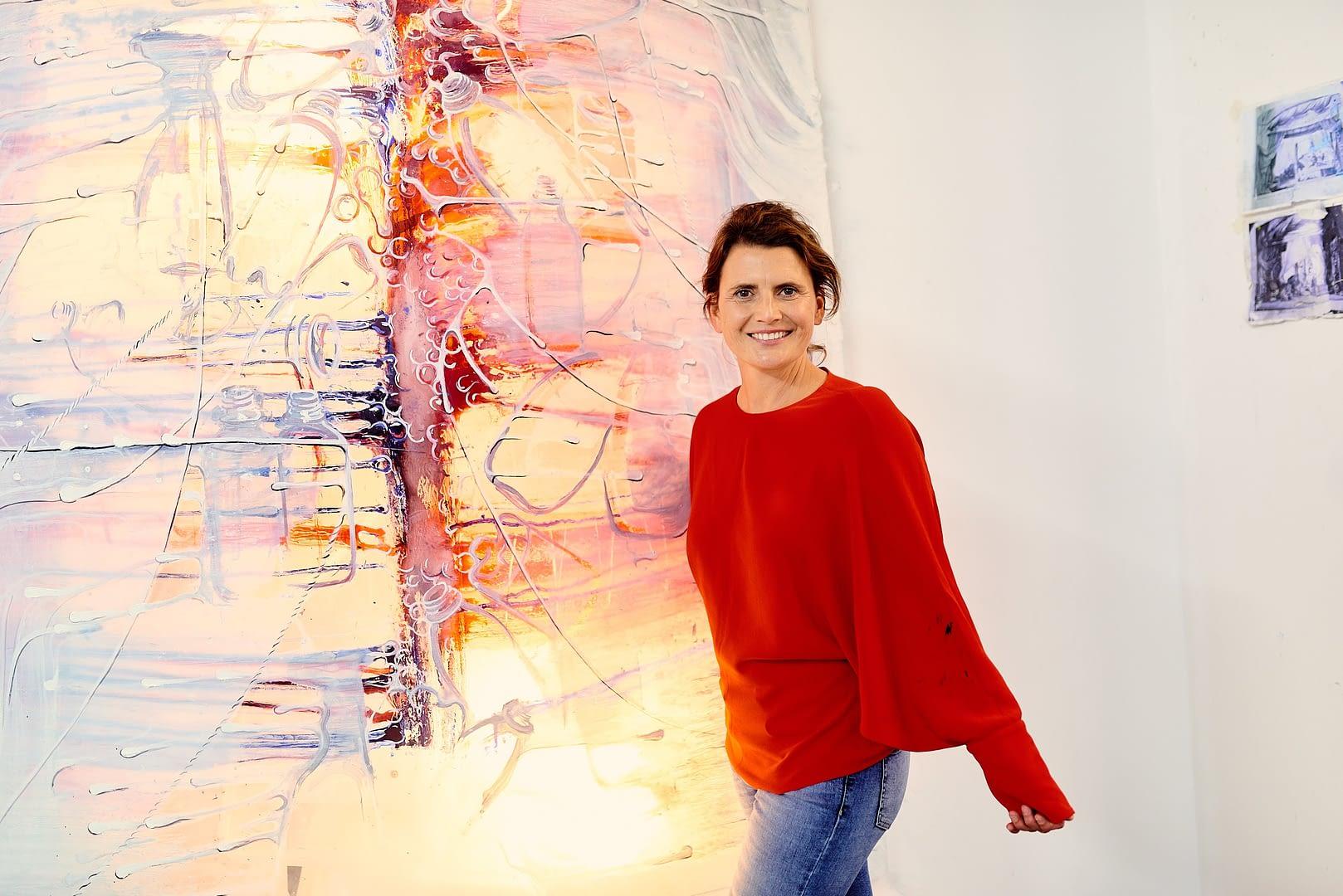 Andrea von Goetz und Schwanenfliess | Business Portraits 8