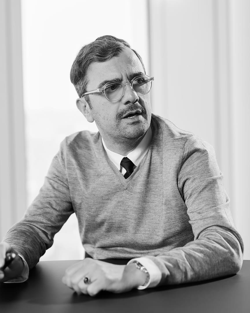 CEO Stavros Efremidis | Corporate Portrait | Geschaeftsbericht Der Godewind AG
