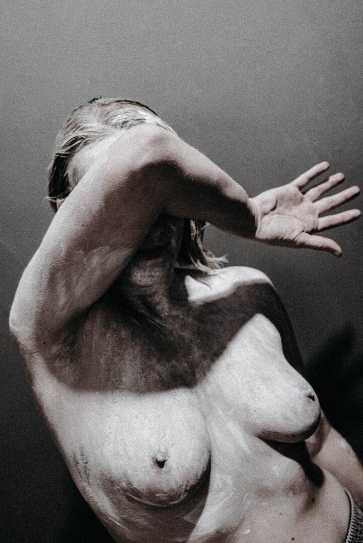 Aktfotografie, Fine-Art Nude Series: feel - Einsamkeit 10