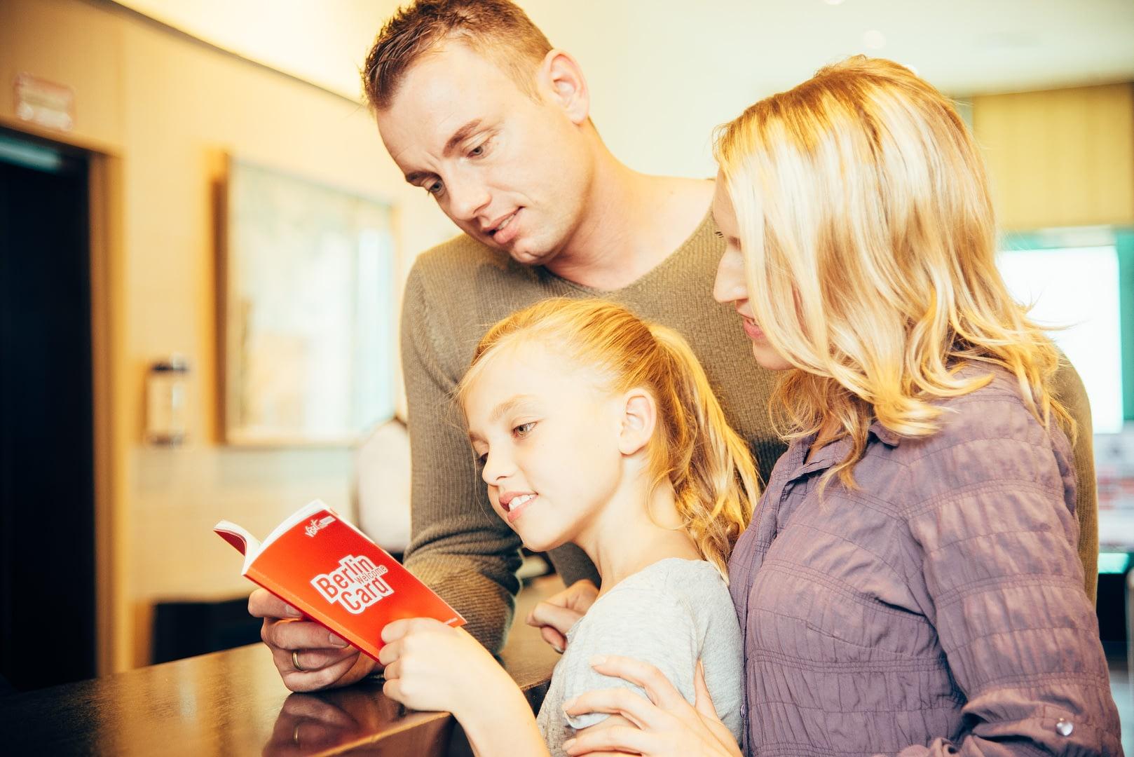 Imagekampagne visitBerlin Familie 5