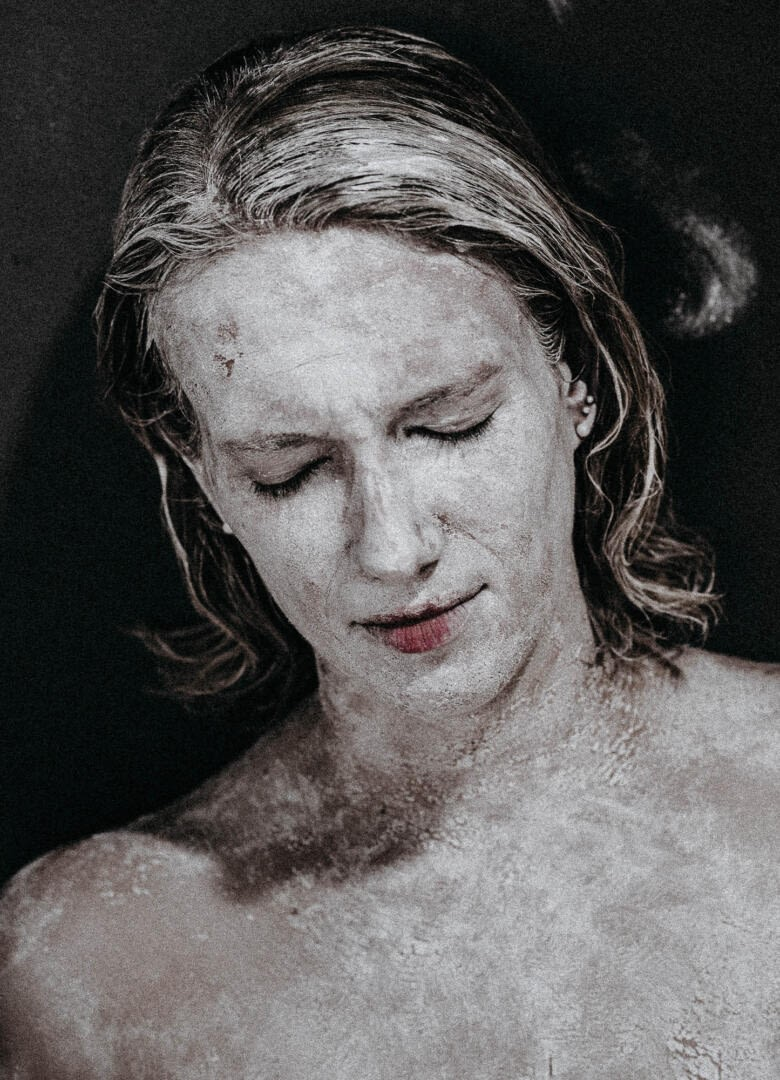 Aktfotografie, Fine-Art Nude Series: feel - Einsamkeit 1