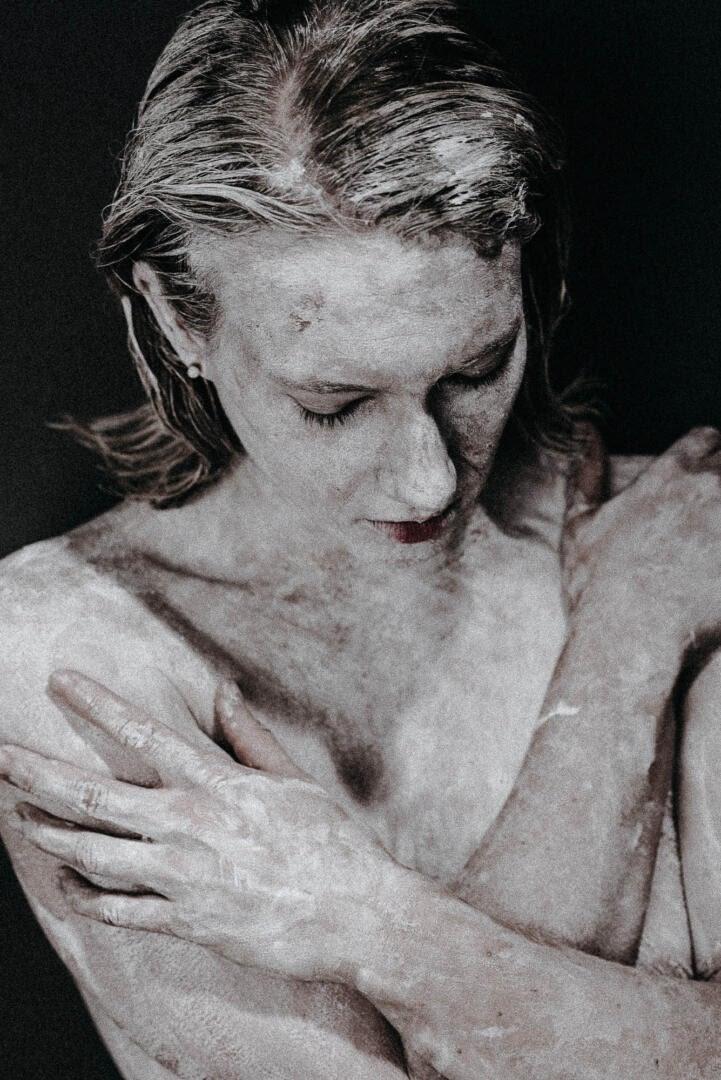 Aktfotografie, Fine-Art Nude Series: feel - Einsamkeit 5