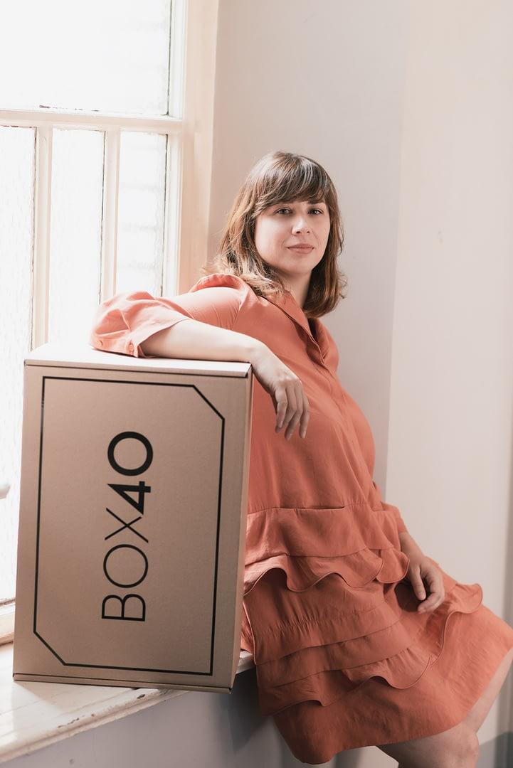BOX40 Business Portrait MPP 9325