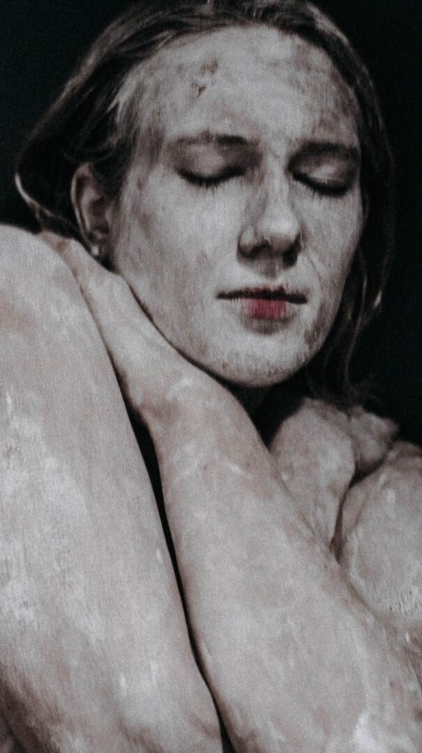 Aktfotografie, Fine-Art Nude Series: feel - Einsamkeit 4