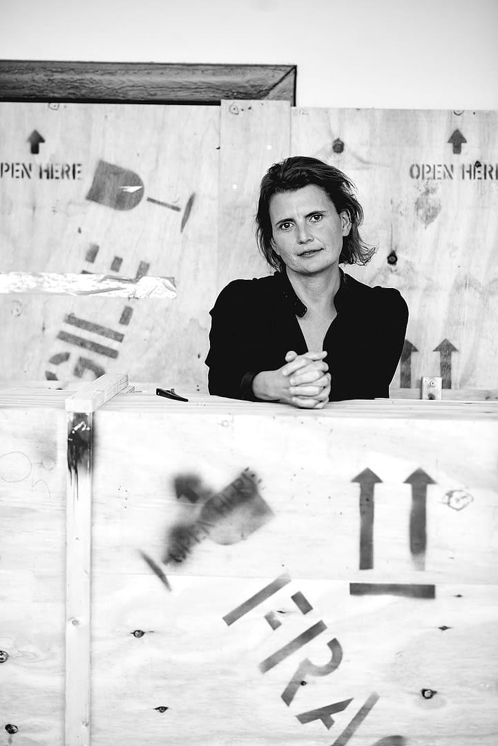 Andrea von Goetz und Schwanenfliess | Business Portraits 3