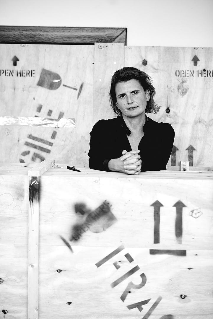 Andrea von Goetz und Schwanenfliess   Business Portraits 3