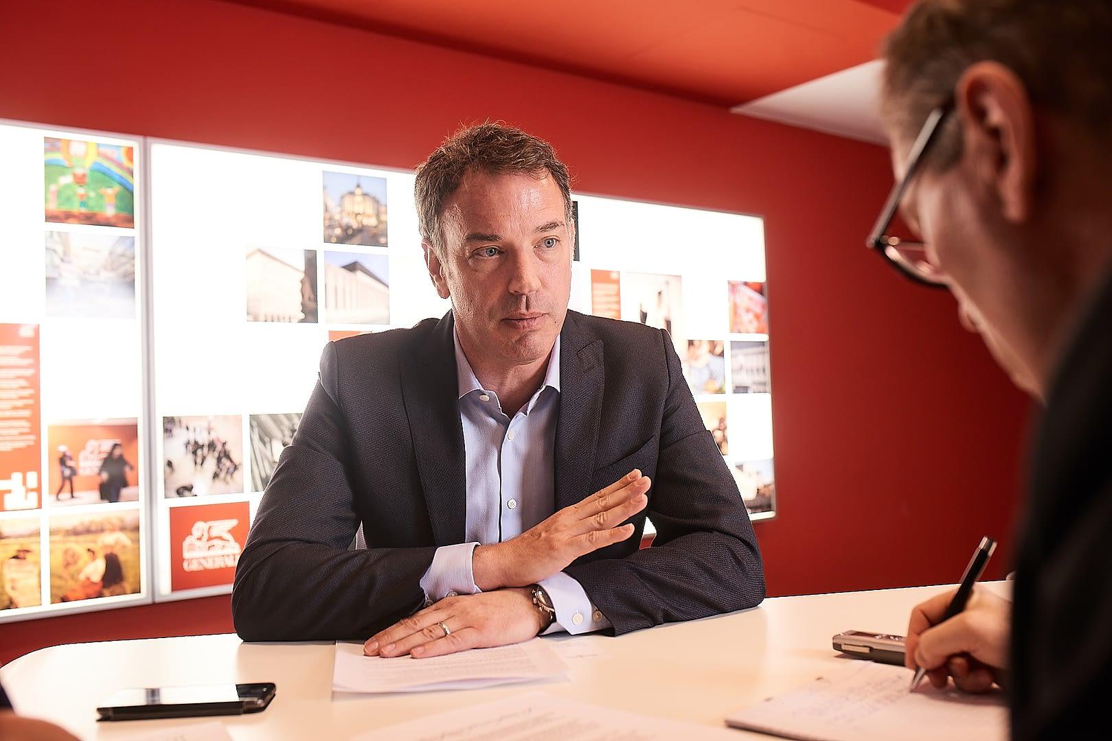 David Stachon Vorstand Generali Deutschland Interview 1