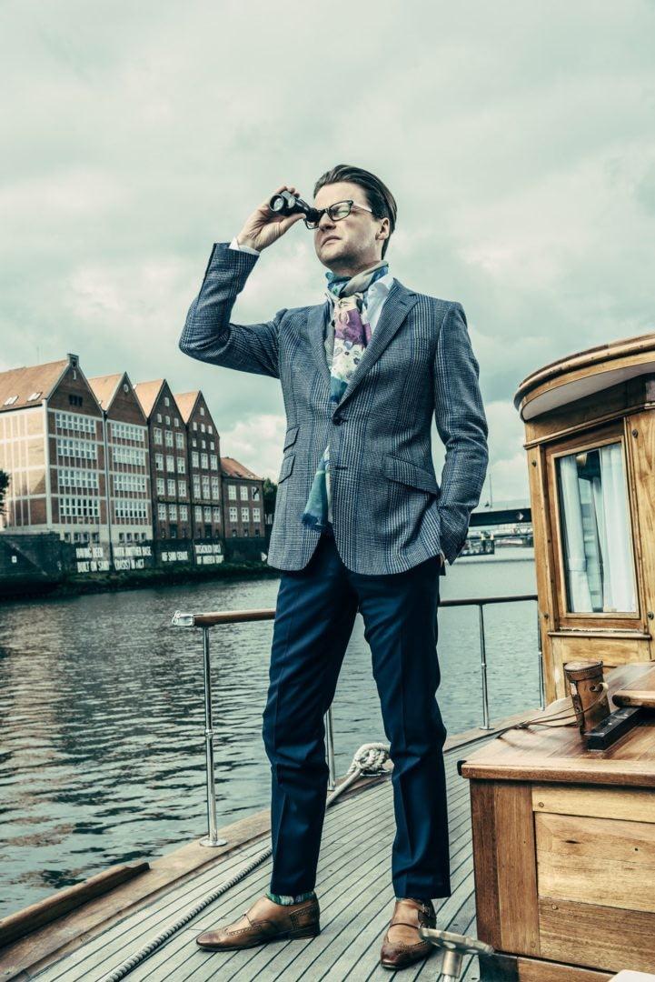 Modefotos   Stiesing Kundenmagazin Sommer 2015