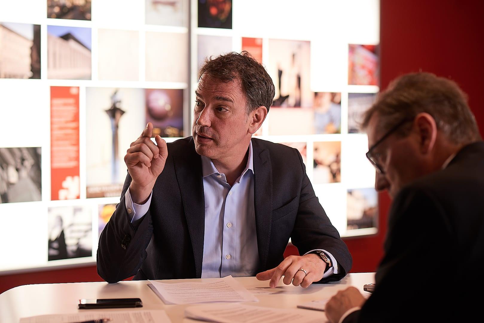 David Stachon Vorstand Generali Deutschland Interview 4