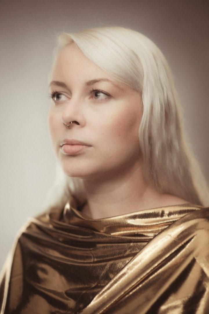 Konzeptionelles Portrait, Fine-art Portrait Serie: Gold