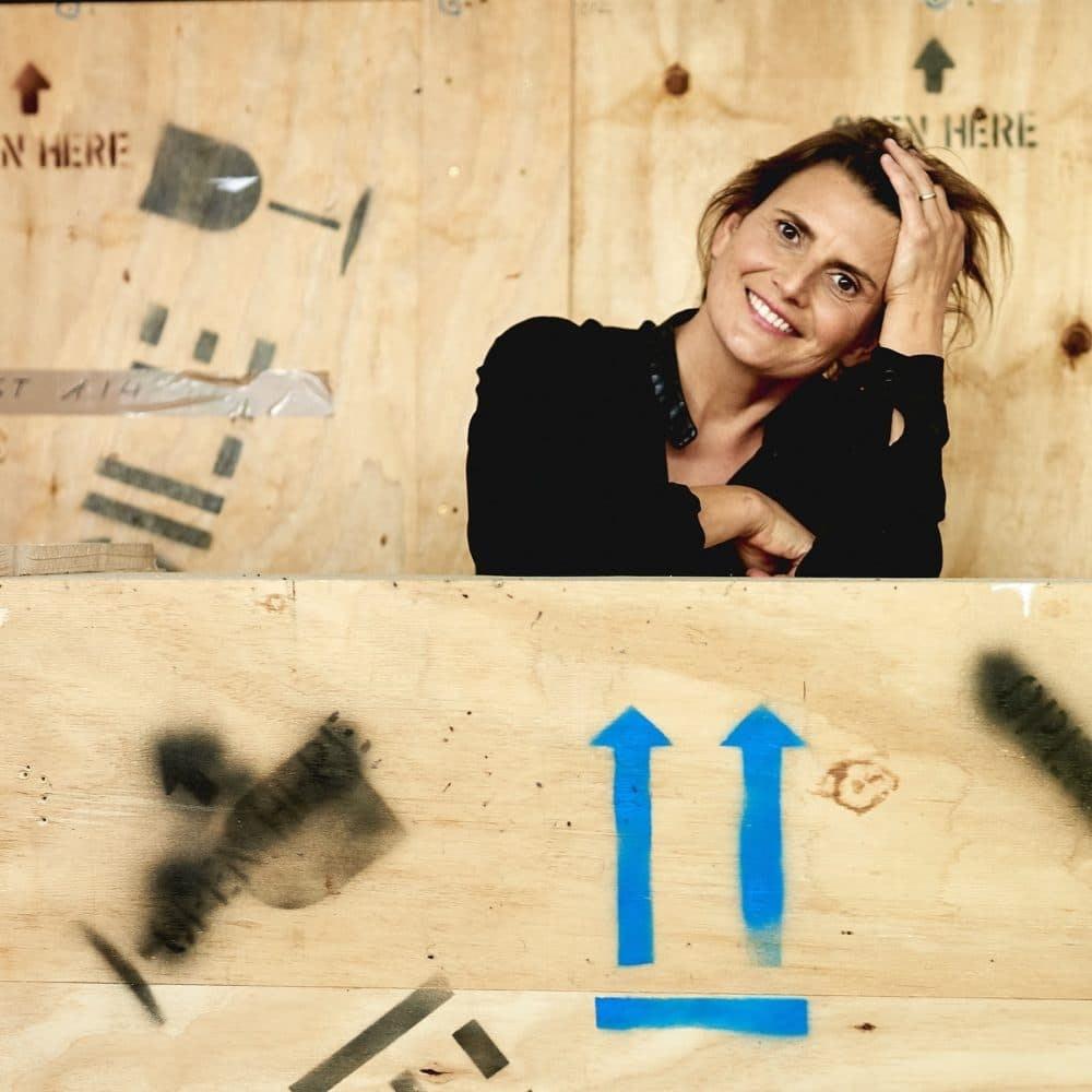 Andrea von Goetz Portrait der Unternehmerin und Kunstsammlerin aus Hamburg
