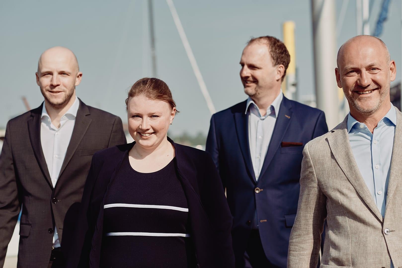 Dw Partner Corporate Portrait Serie 2019
