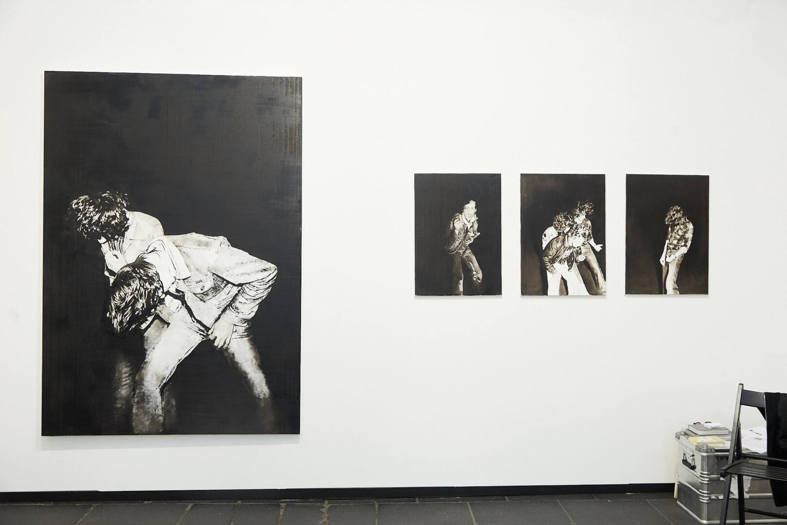 Fotoreportage von der Art Berlin 2018 21