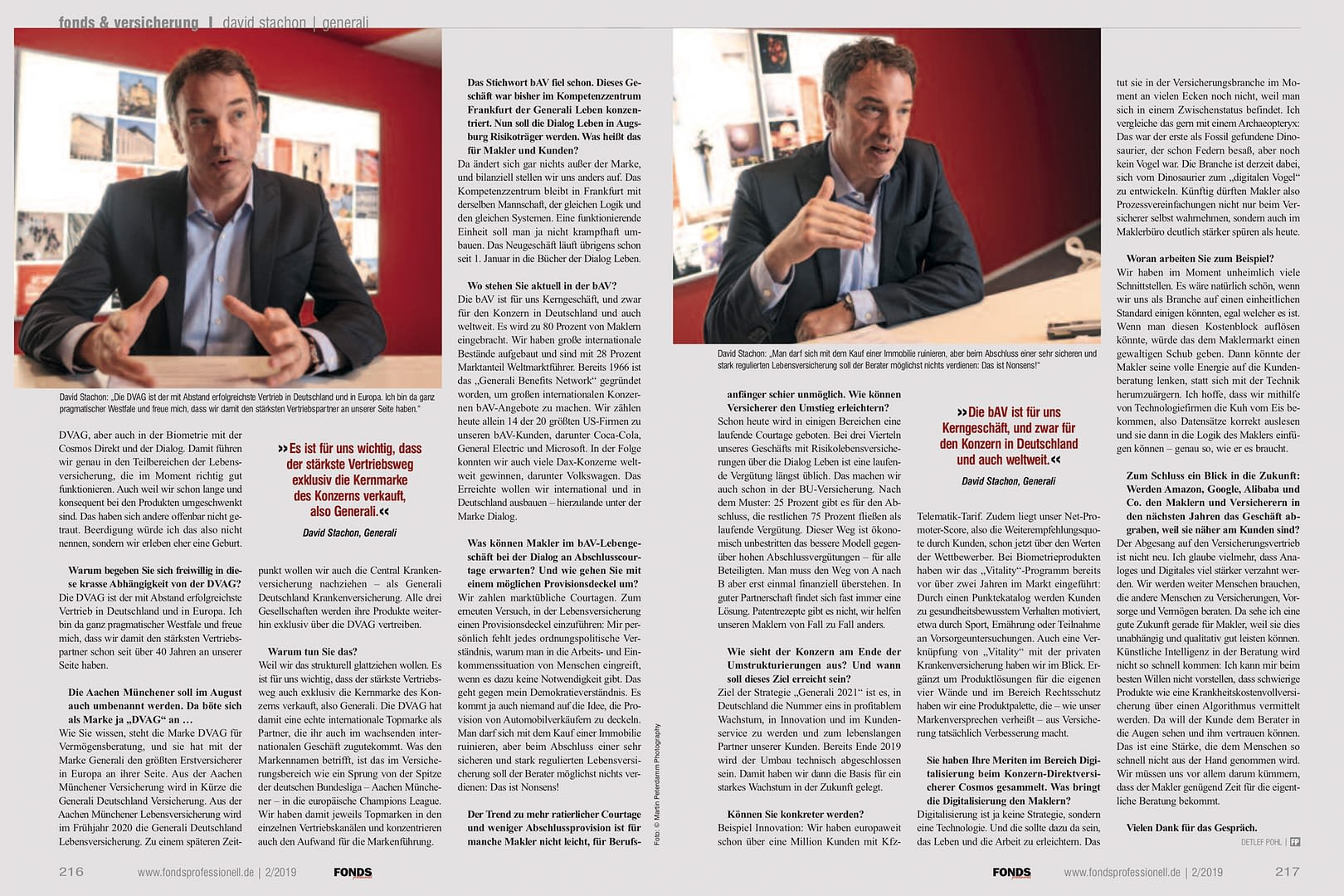 David Stachon Vorstand Generali Deutschland Interview 10