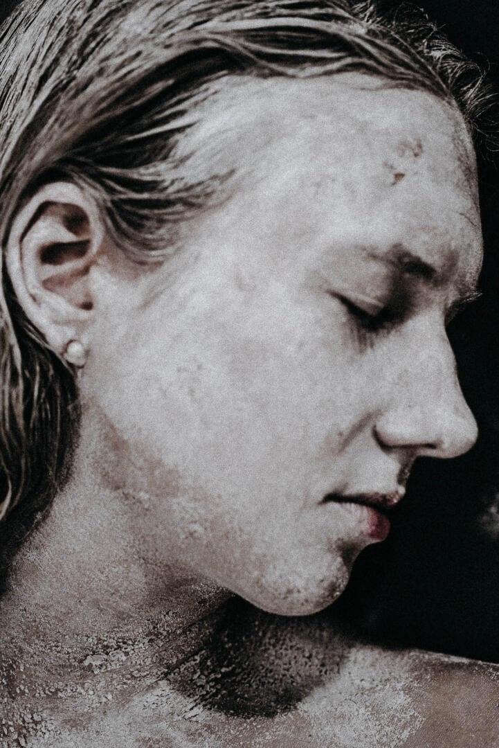 Aktfotografie, Fine-Art Nude Series: feel - Einsamkeit 2