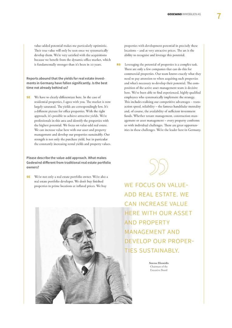 Screenshoot Godewind Annual Report 2018 1