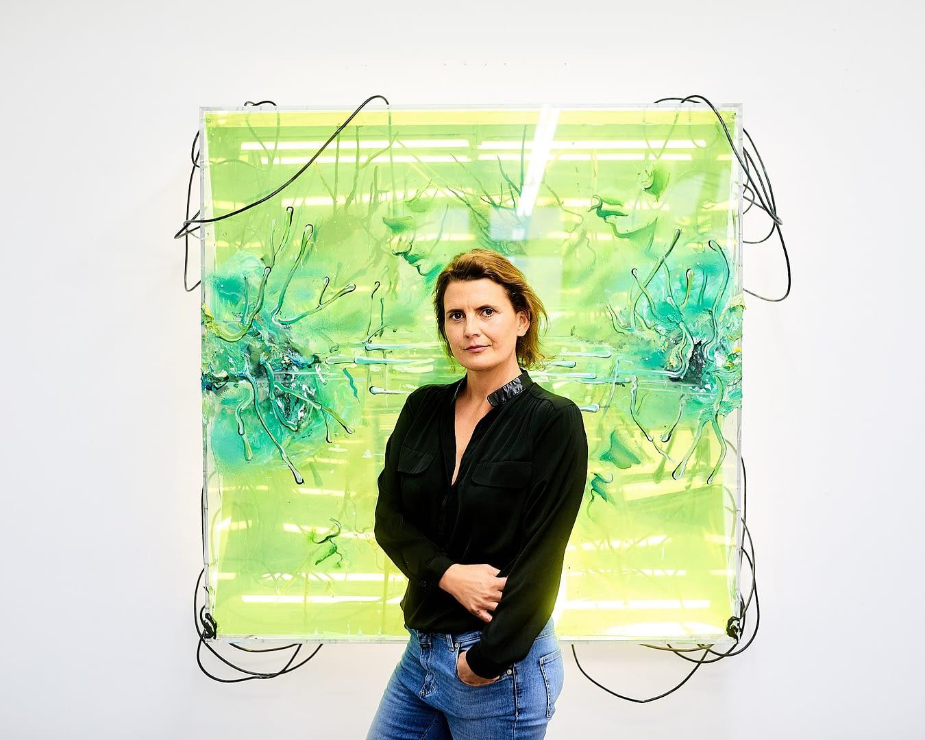 Andrea von Goetz und Schwanenfliess | Business Portraits 6