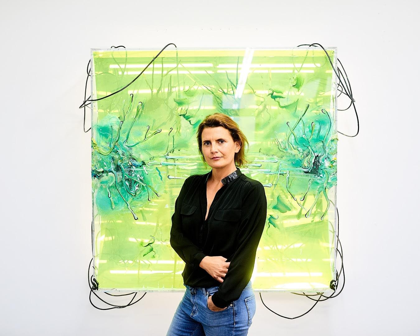 Andrea von Goetz und Schwanenfliess   Business Portraits 6