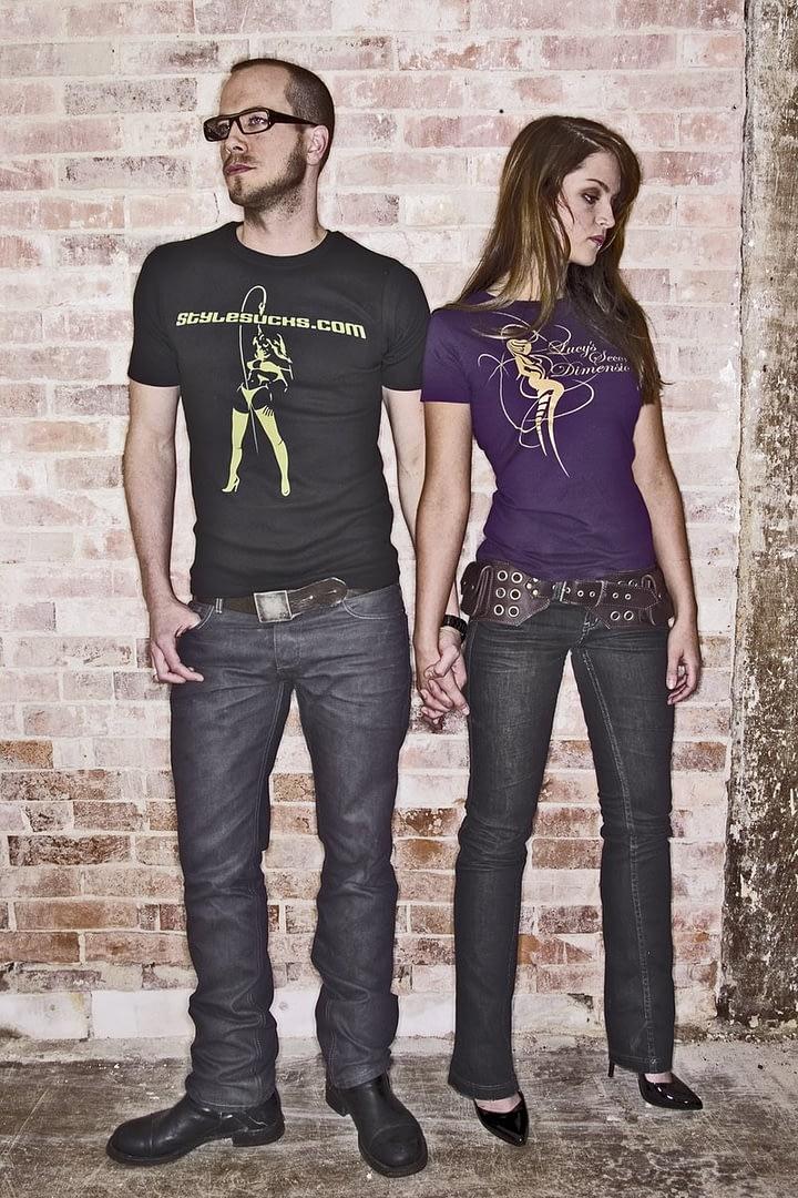 Fashion Shoot: Stylesucks.com Lookbook 4