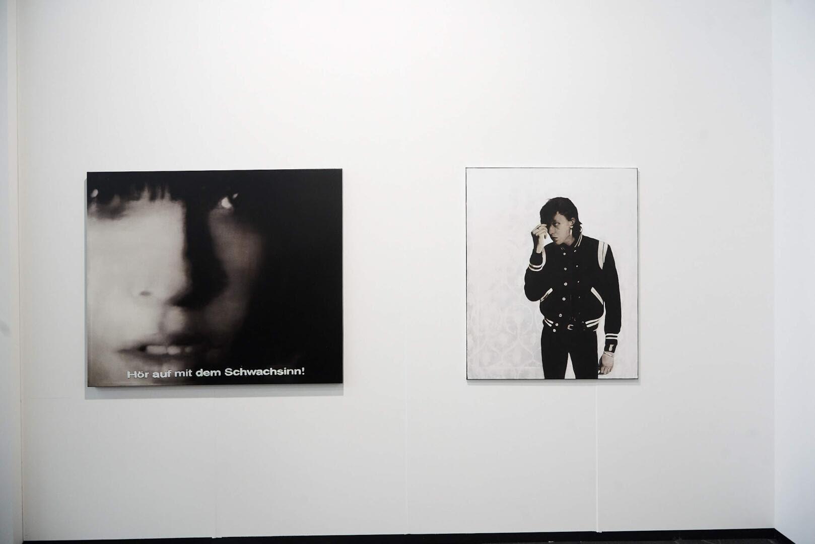 Fotoreportage von der Art Berlin 2018 22