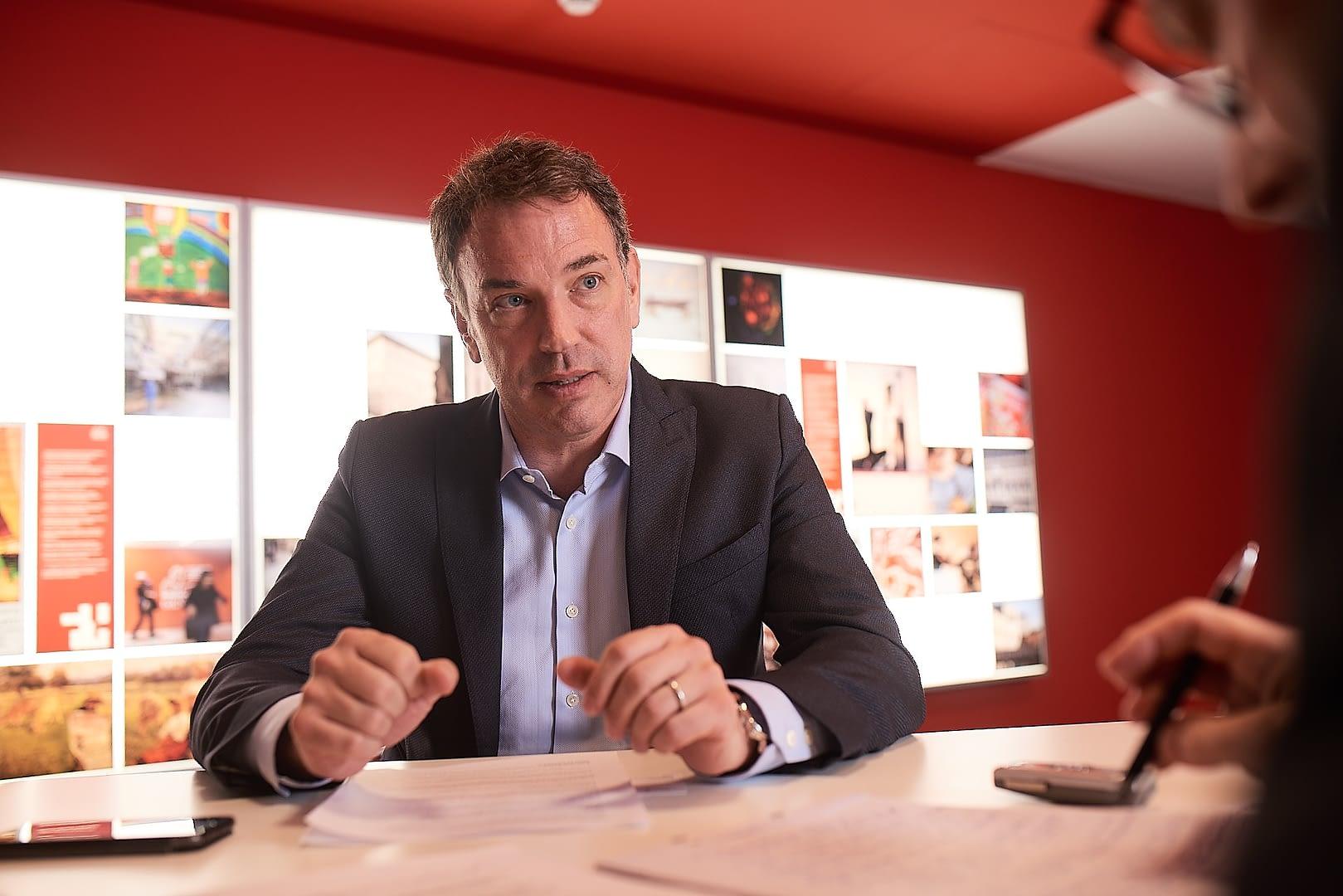 David Stachon Vorstand Generali Deutschland Interview 3