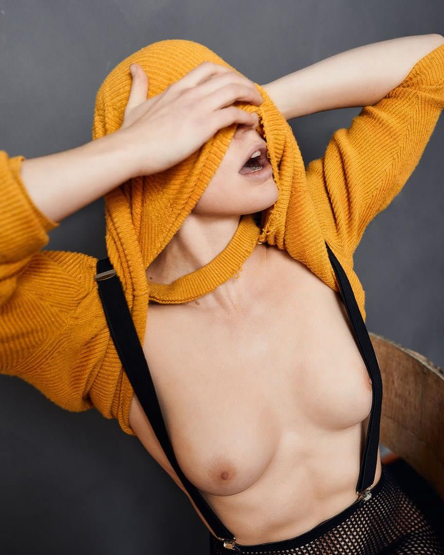 Fine-art Nude Serie: Fragile mit Muriel la Roja Dez 2018 77