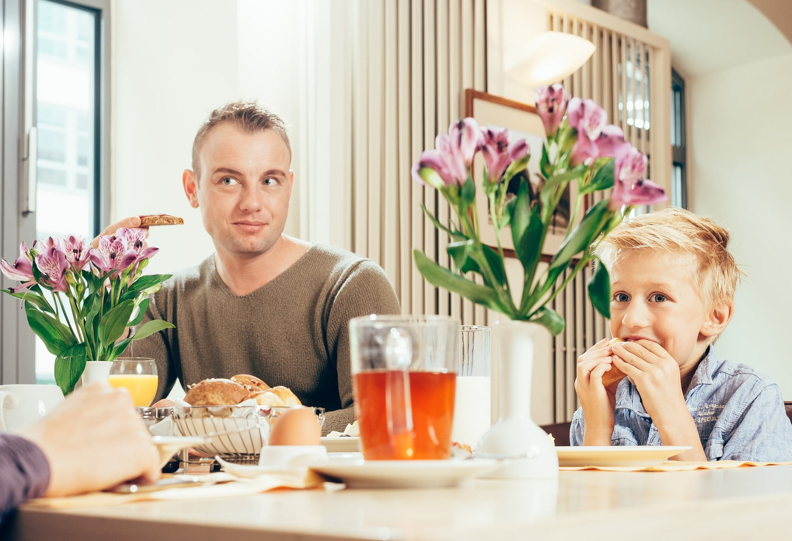 Imagekampagne visitBerlin Familie 7