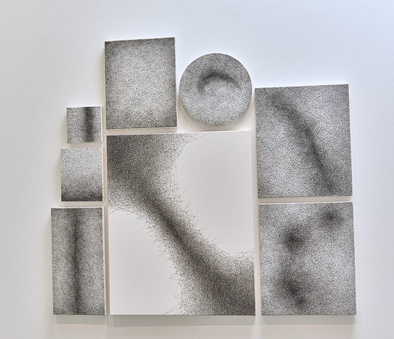 Chiharu Shiota at BlainSouthern für ArtBerlin 0088