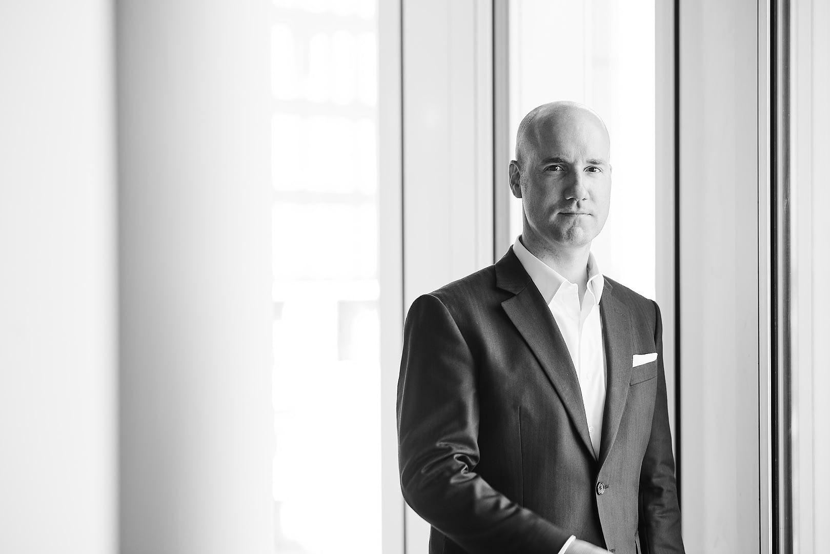 CFO Ralf Struckmeyer | Corporate Portrait | Geschaeftsbericht Der Godewind AG