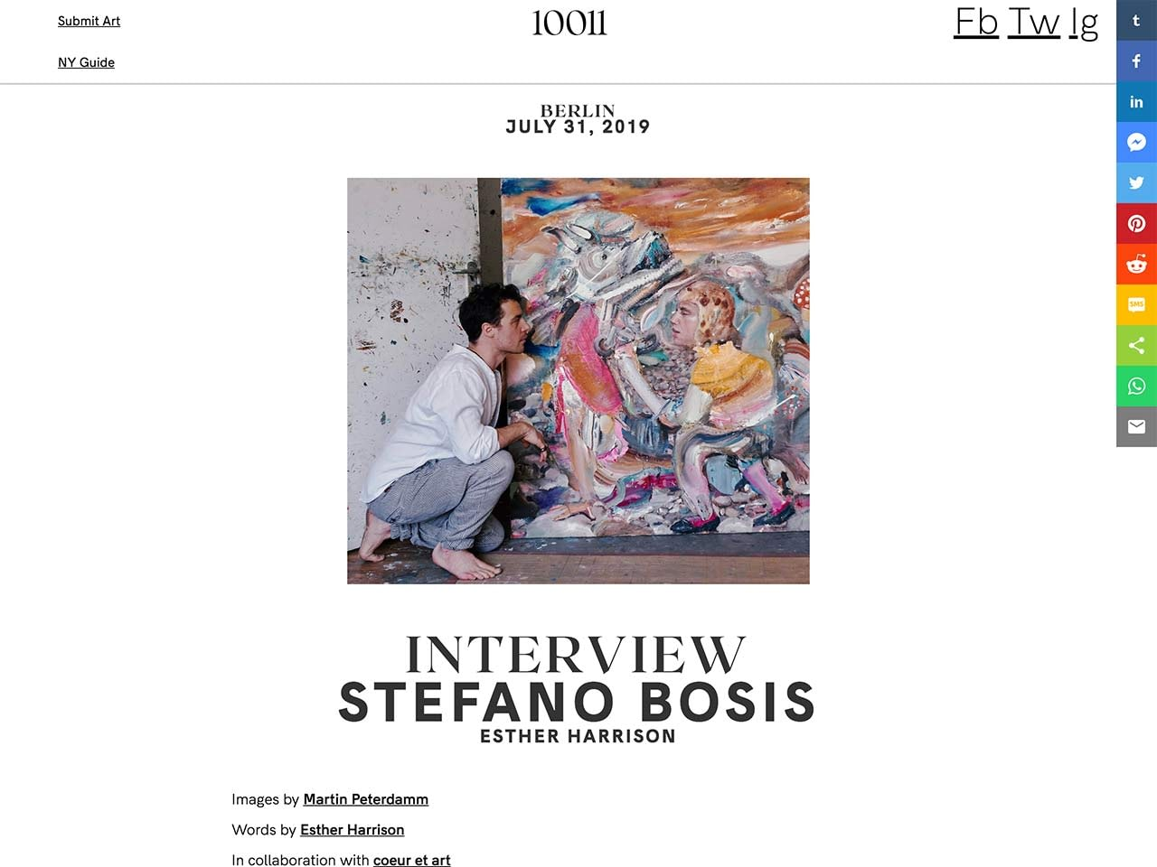 www.10011mag.co articles stefano bosis