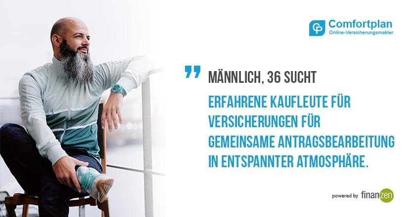 Portraitaufnahmen: HR Social Media Kampagne für Finanzen.de