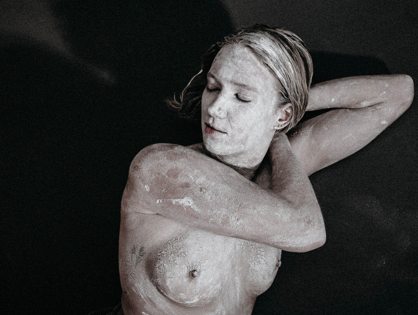 Aktfotografie, Fine-Art Nude Series: feel - Einsamkeit 3