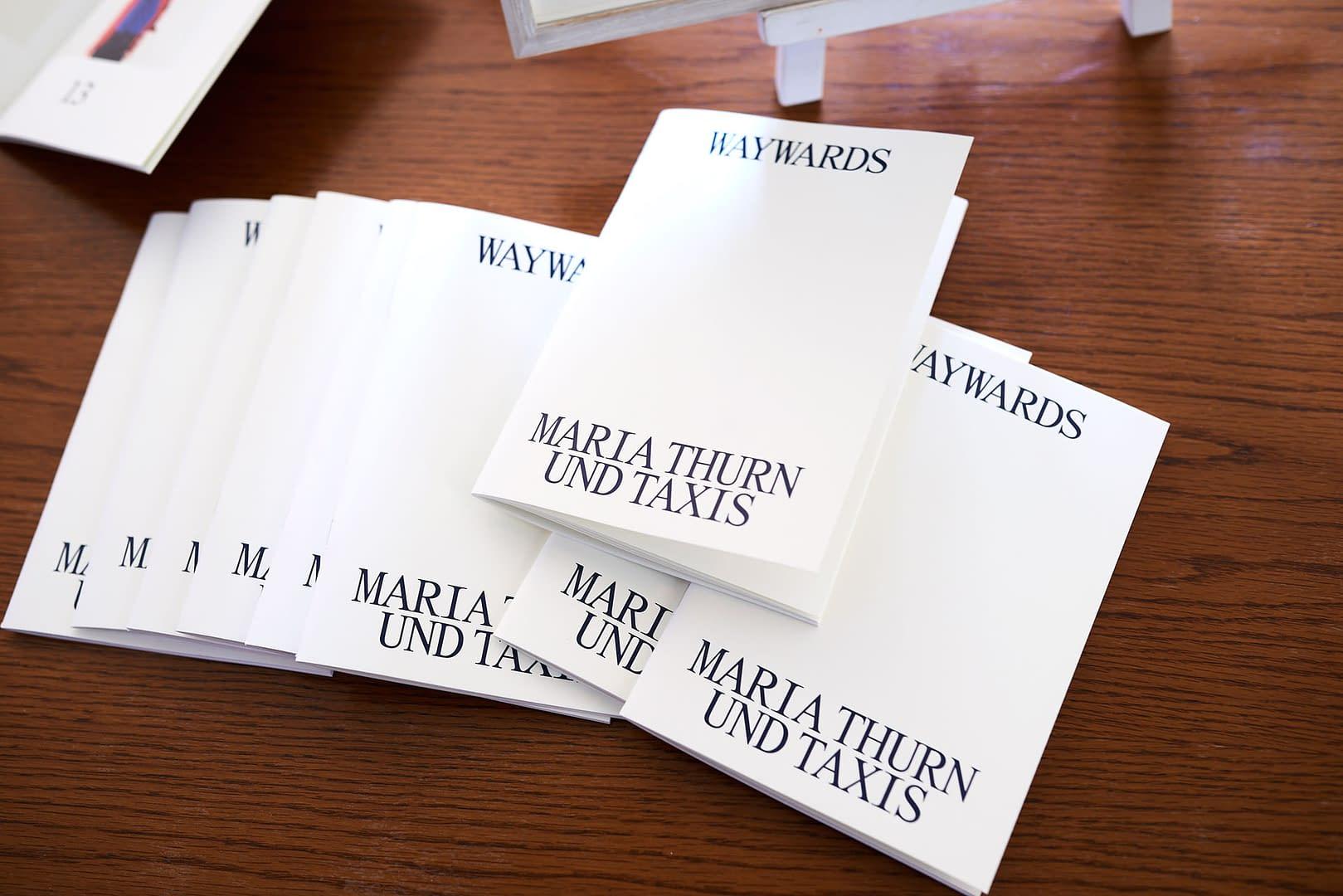 WAYWARDS DER MARIA THURN UND TAXIS 06