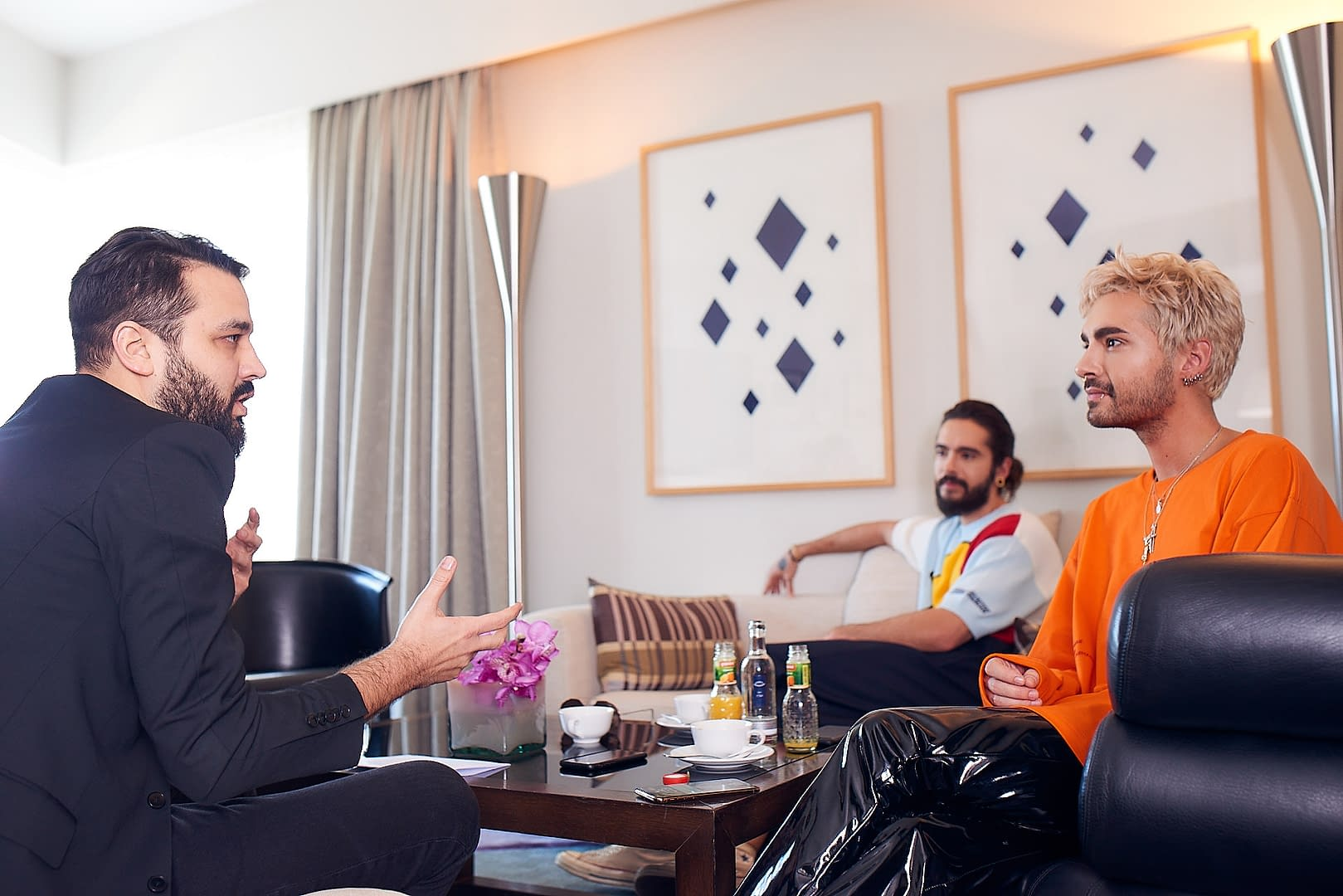Tom Kaulitz im Noizz Interview