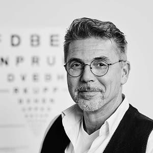 Portrait des Geschäftsführers Axel Müller des Unternehmens Bpunkt5