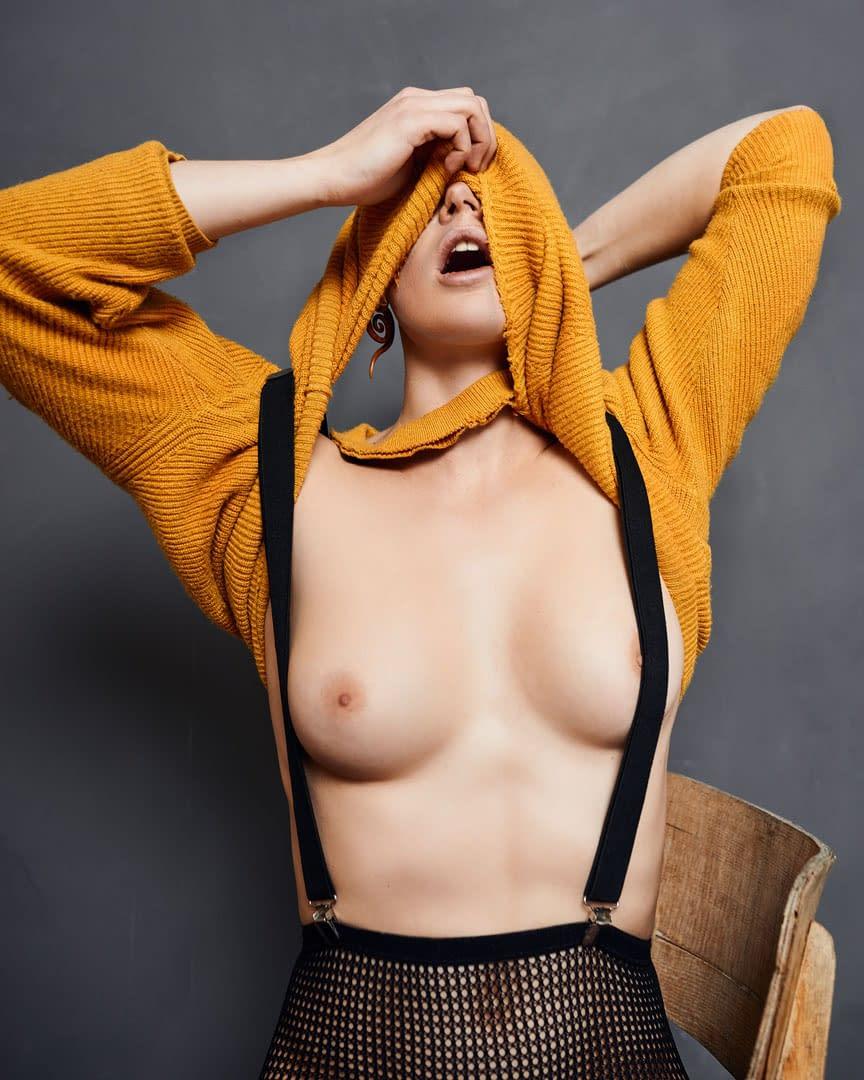 Konzeptionelle Aktfoto, Fine-art Nude Serie: Fragile mit Muriel la Roja Dez 2018 76