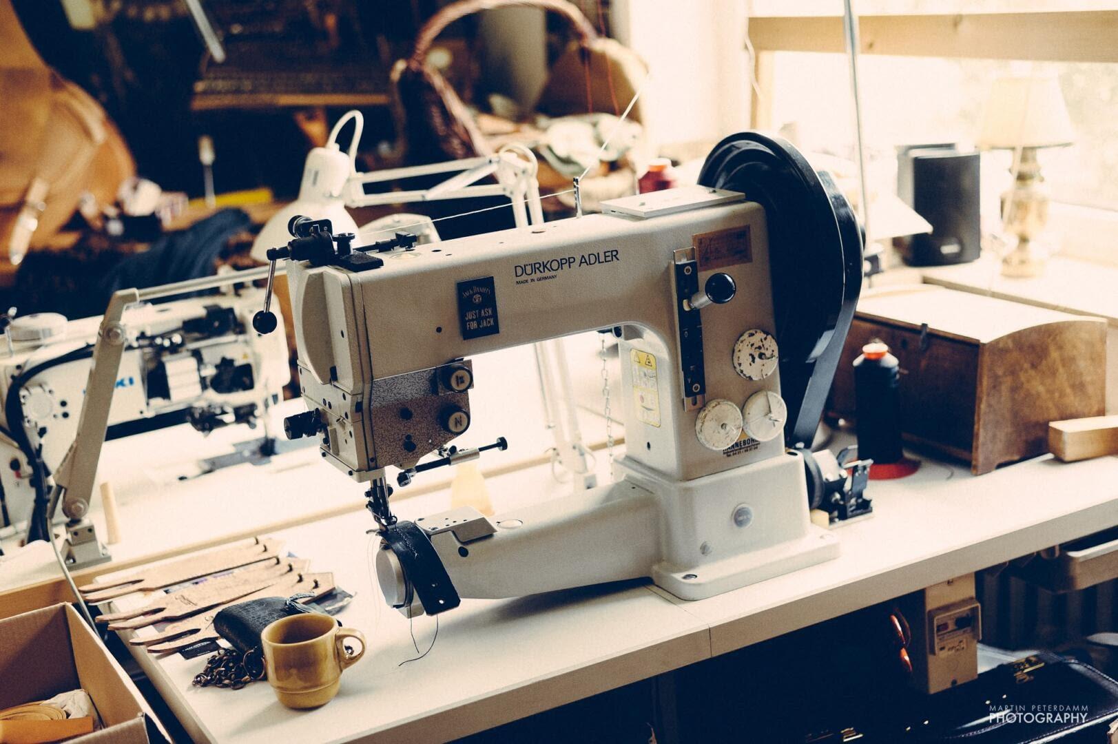Leder Manufaktur in Bremen DSC 2816 2011