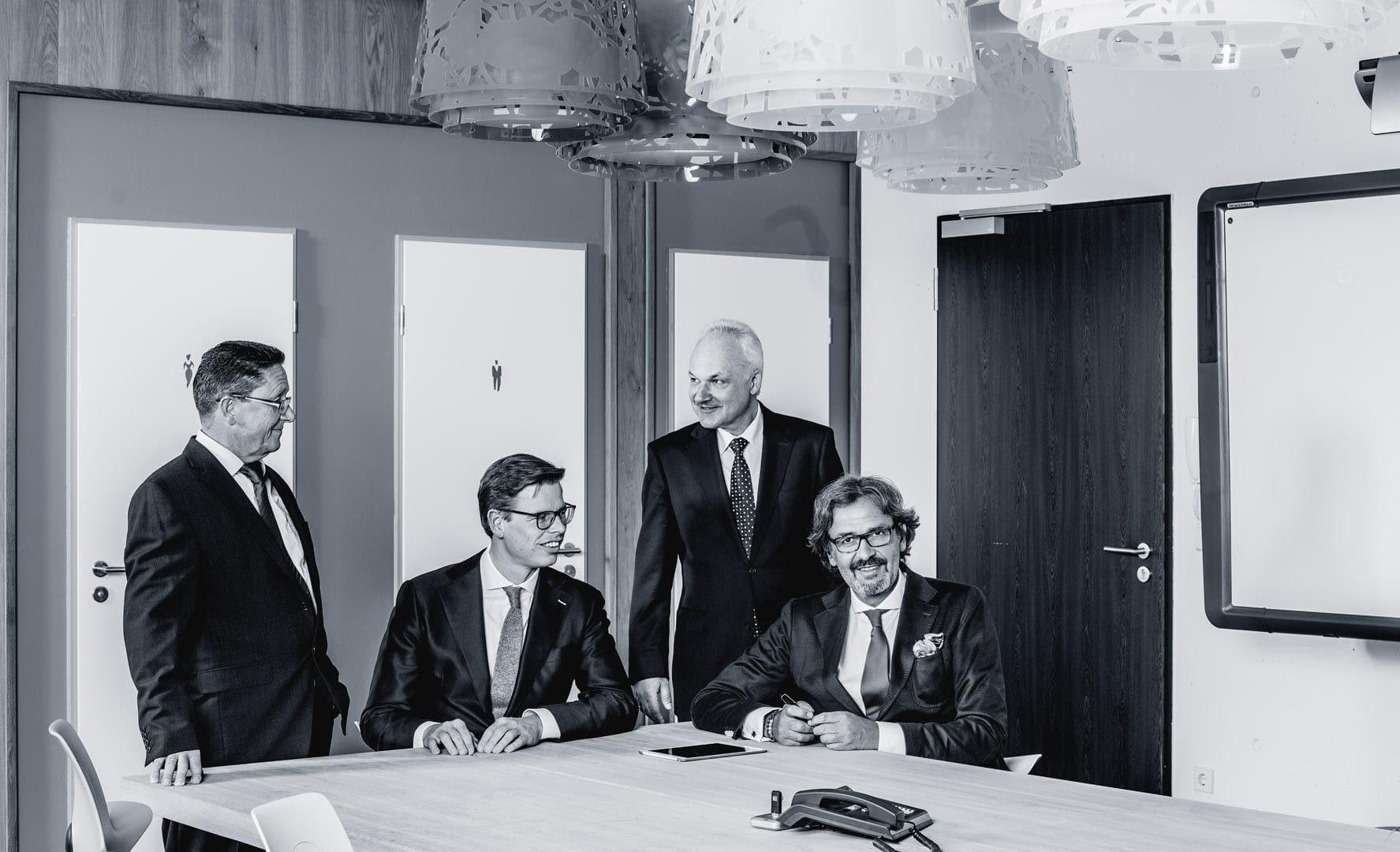 Schomburg · Rother · Schumacher Business Portrait und Image Foto Serie 010