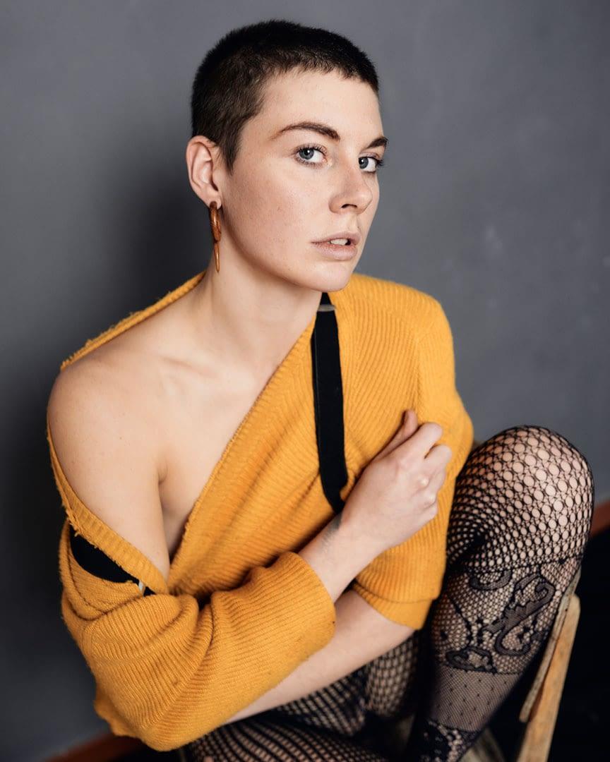 Konzeptionelle Aktfoto, Fine-art Nude Serie: Fragile mit Muriel la Roja Dez 2018 66